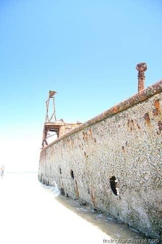 Wreck of the Maheno
