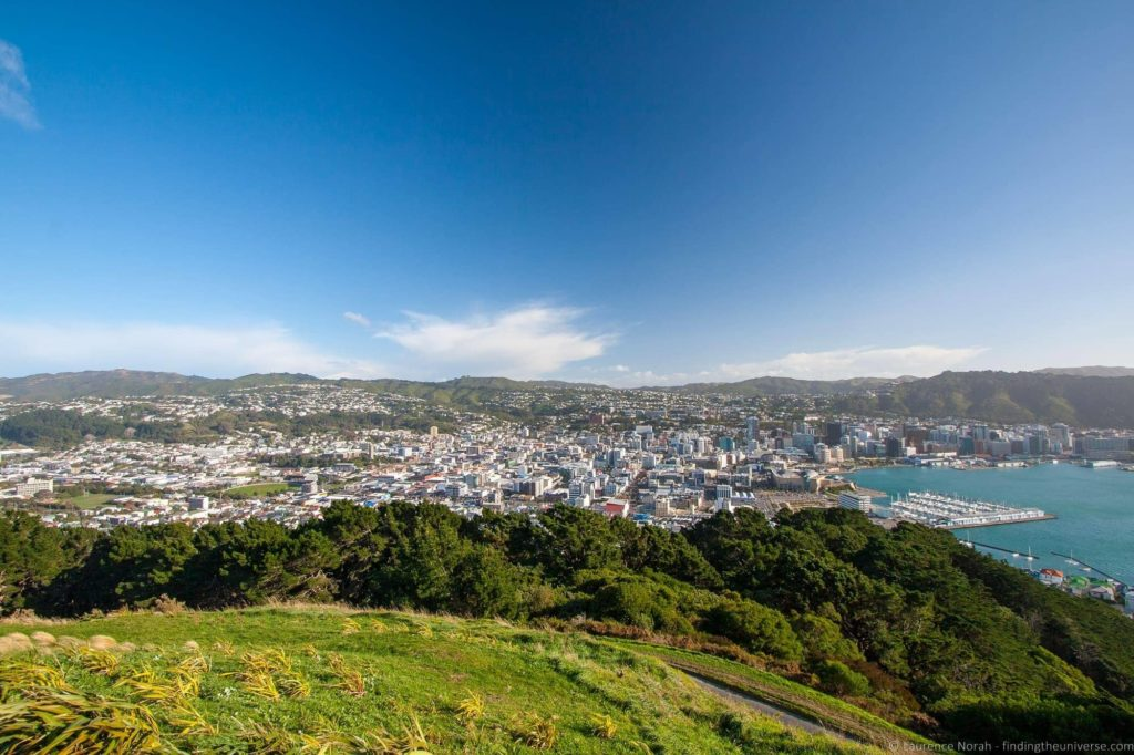 First time in New Zealand - Wellington