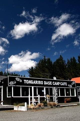 Tongariro Base Camp Cafe