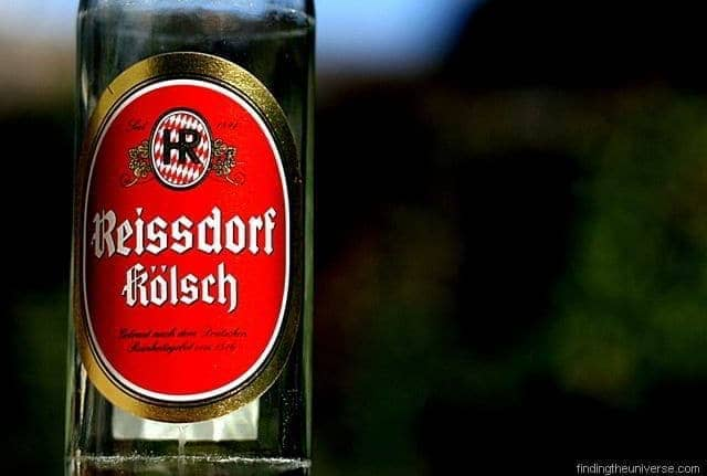 A classic German beer from Cologne