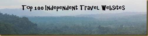 top 100 travel sites