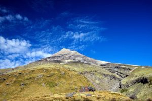 Climbing Mount Taranaki in photos