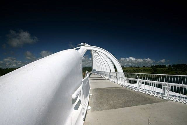 New Plymouth Bridge