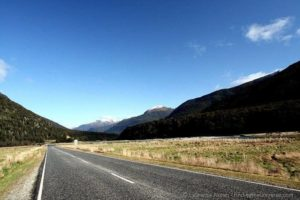 The Haast Pass and Mount Aspiring