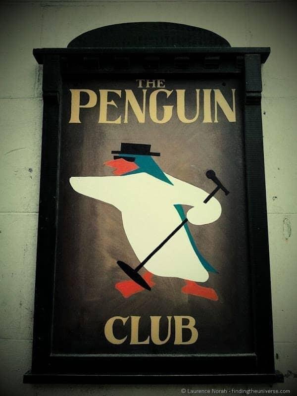 Penguin Club
