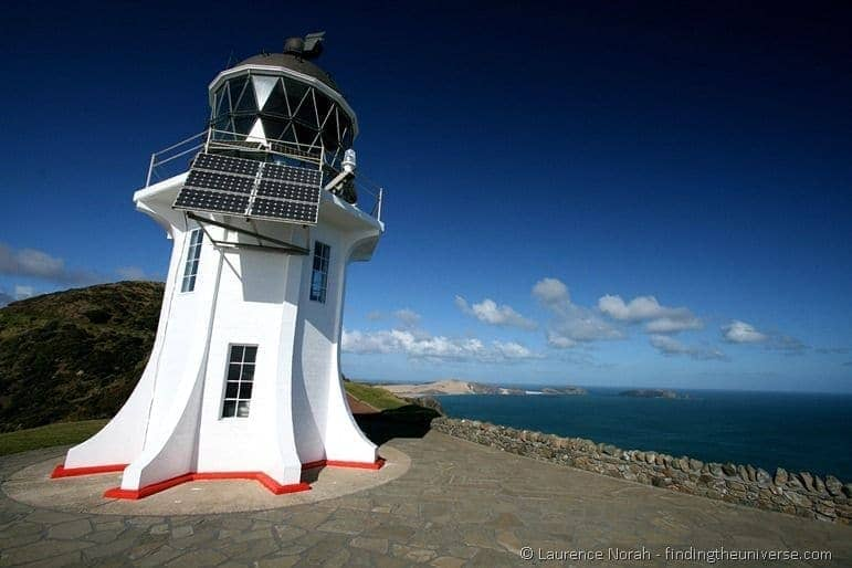 Lighthouse at Cape Reinga