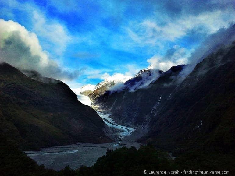 South Island New Zealand - Franz Josef Glacier