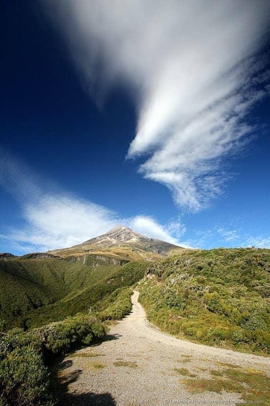 North Island New Zealand Taranaki Trail Begins-001
