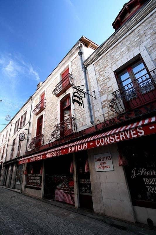 Brantome street shop