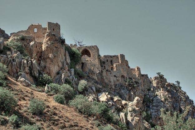 St Hilarion Castle
