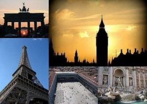 Face off: five European cities duel to the death