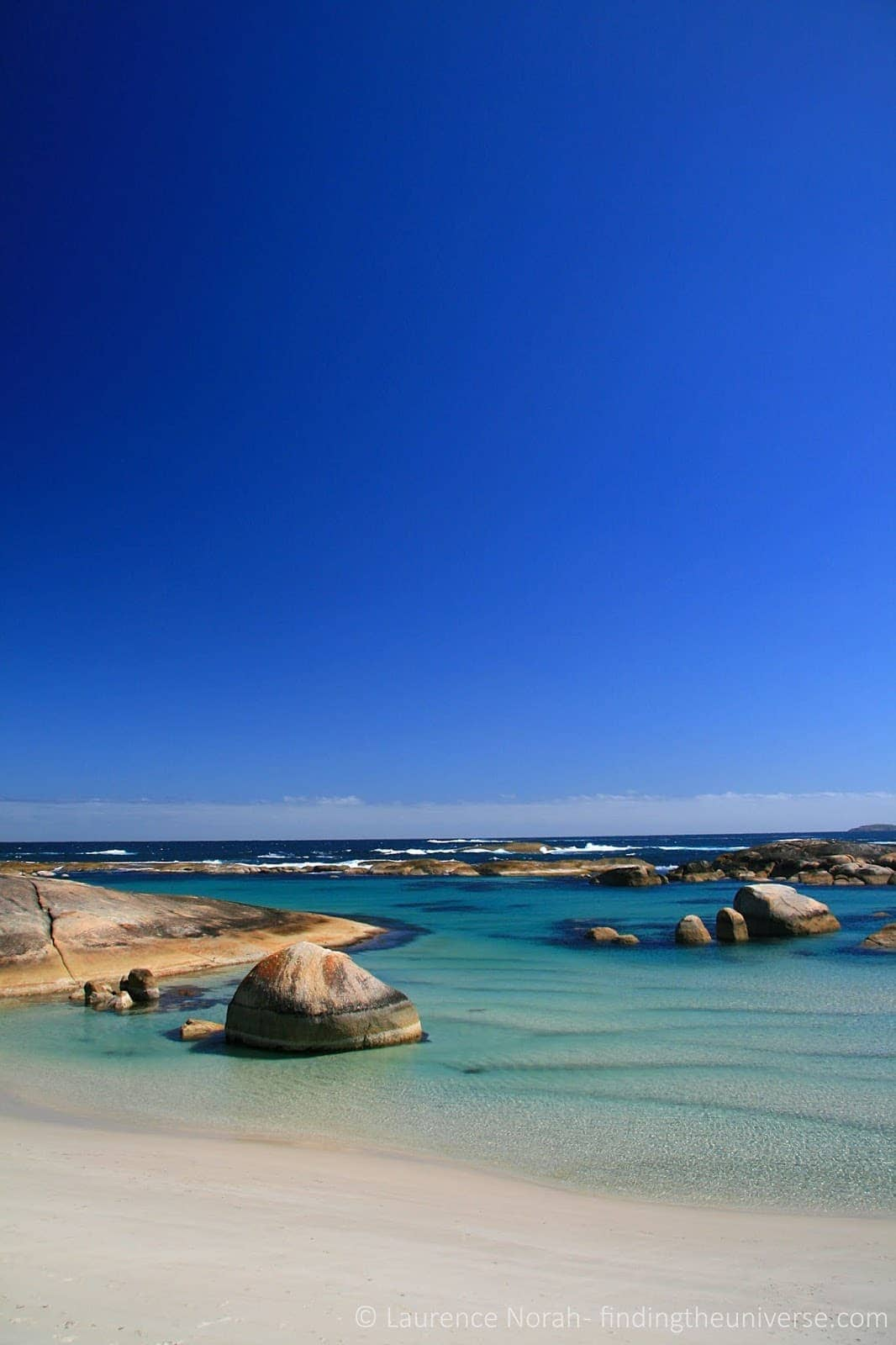 Elephant rocks beach australia