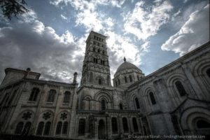 Angouleme–wanders around the ramparts