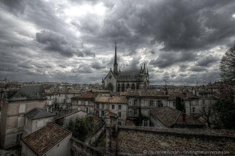 Angouleme Church