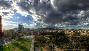How to get an awesome view of Barcelona – for free!