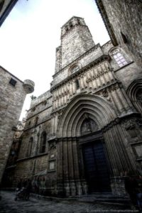 In photos: Barcelona's Gothic Quarter