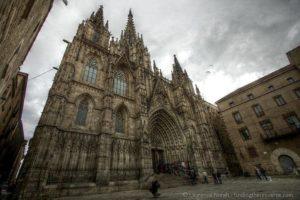In photos: Barcelona's Gothic Quarter