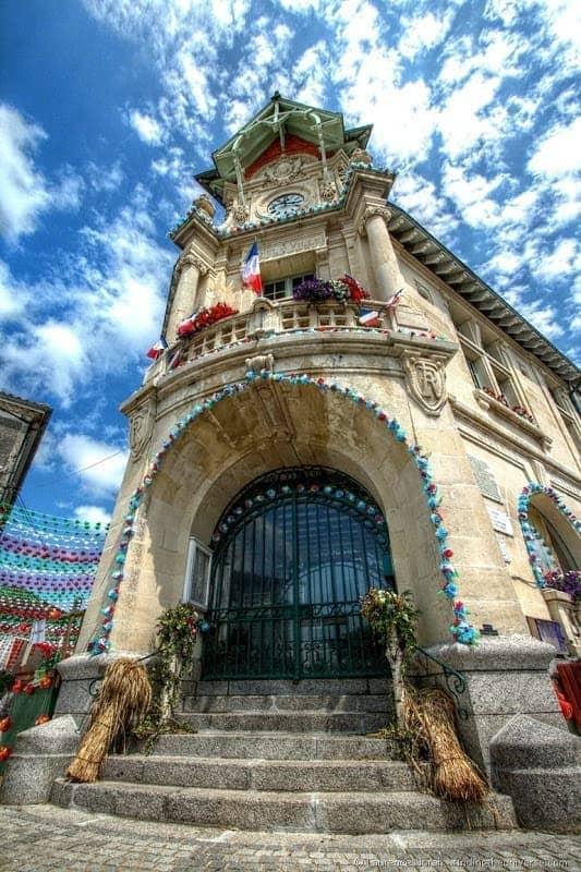 Felibre Mairie Piegut France HDR 2