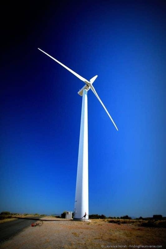 Vera wind turbine