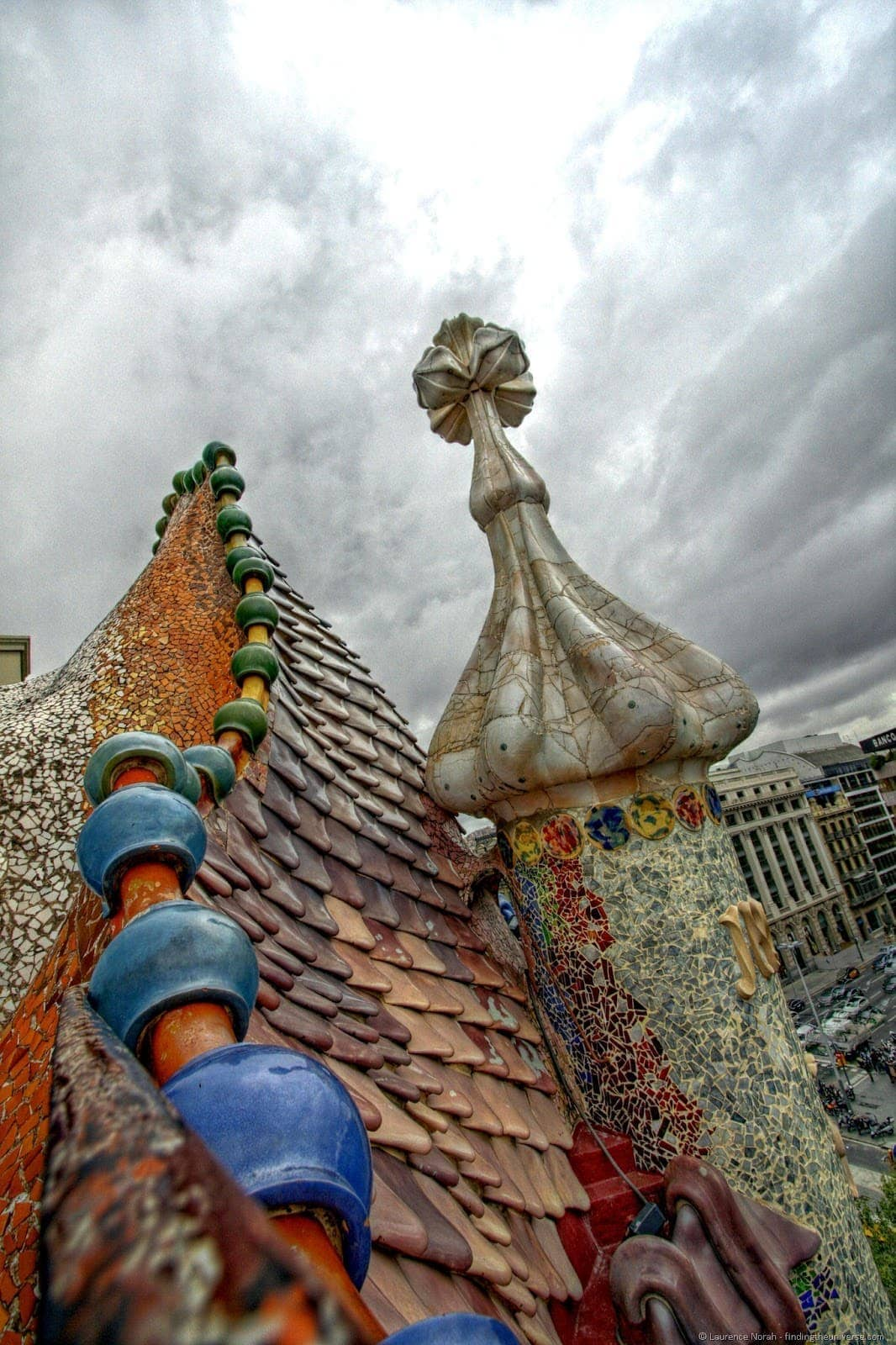 A Day in Barcelona - Casa Battlo roof 1.png