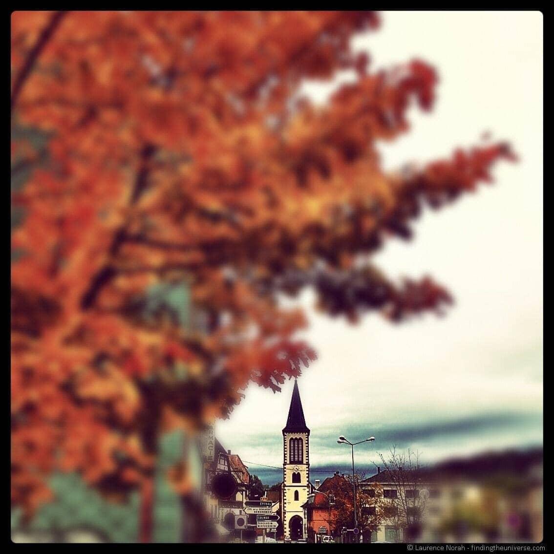 Autumn in Munster