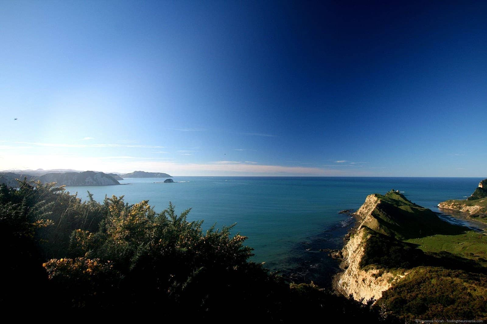 East cape New Zealand