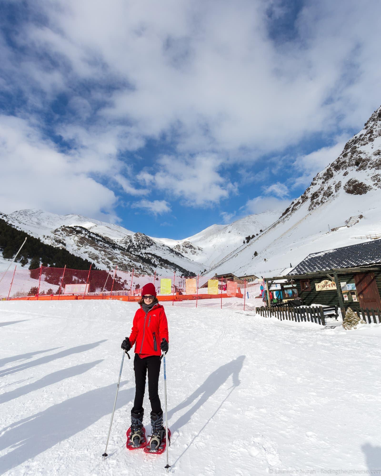Val de Nuria Ski Resort Pyrenees