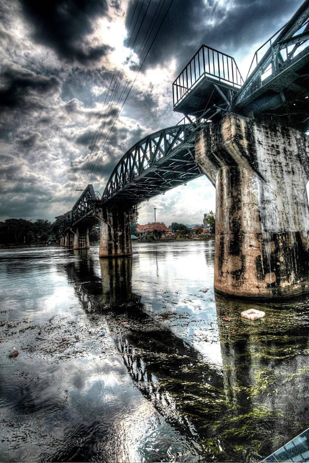 Bridge over River Kwai HDR 1
