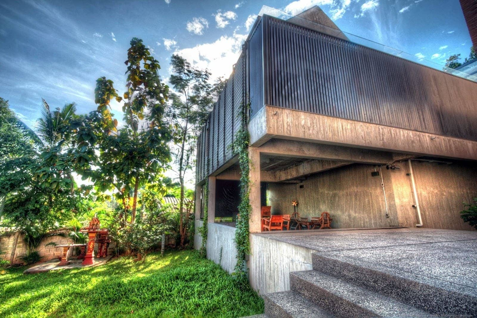 Chiang Mai hostel viva homestay relax area
