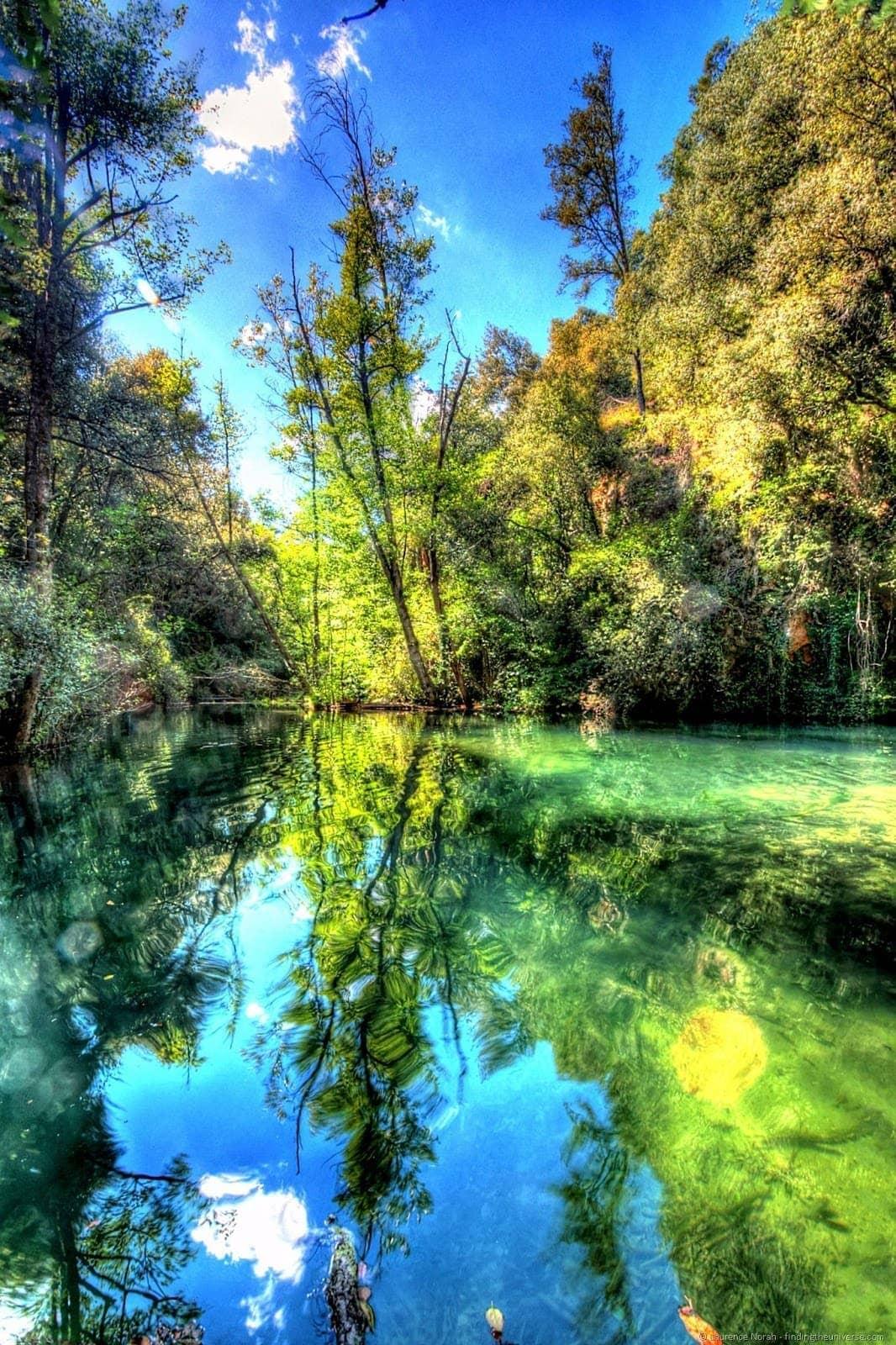Gorge of Cogolls vies verdes Girona