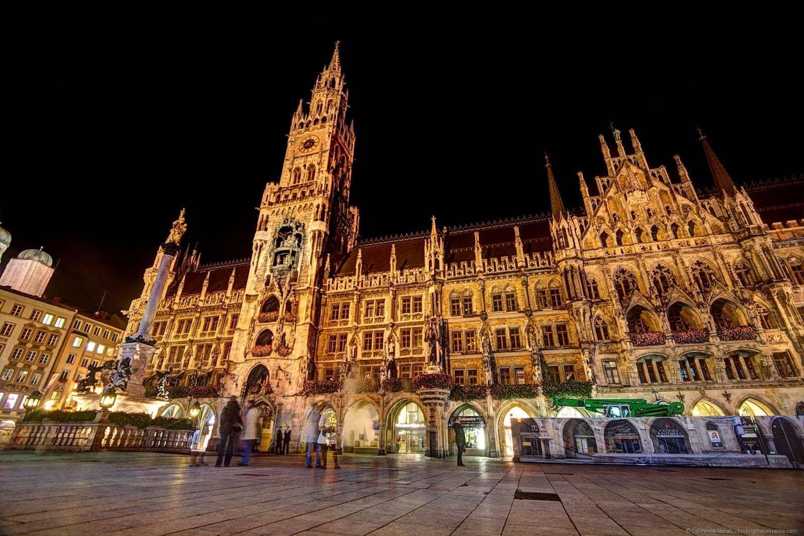 In photos: Munich