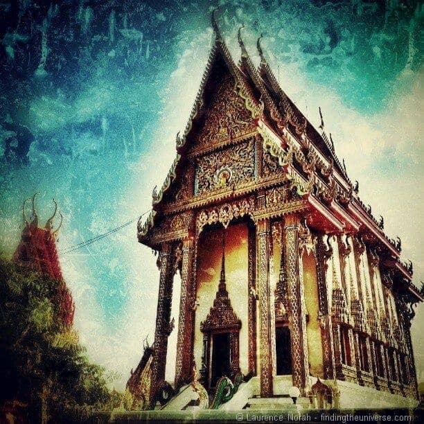 Korat temple