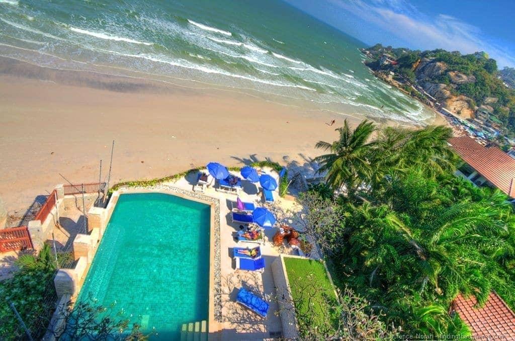 Nern CHalet beach Hua Hin Thailand
