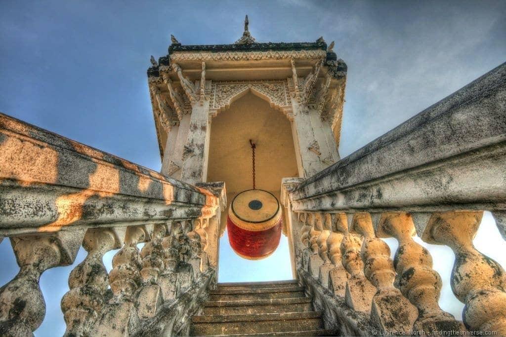 Temple Drum Hua Hin Thailand