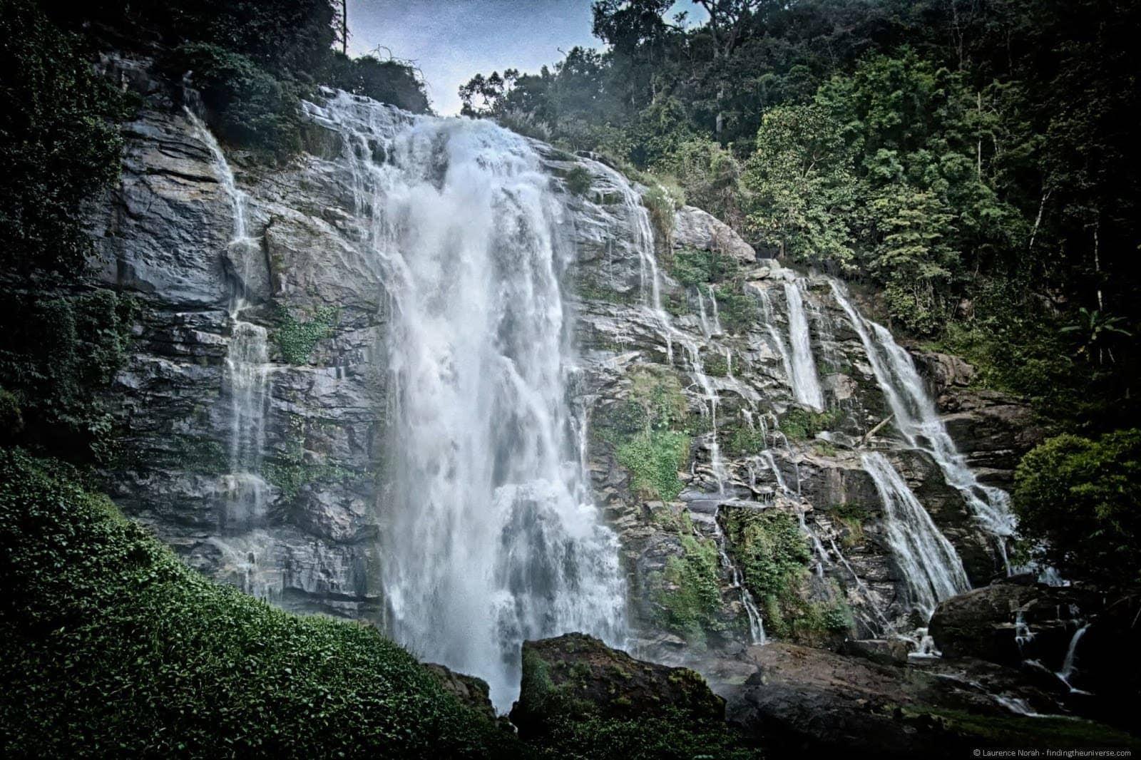 Waterfall Doi Inthanon National Park