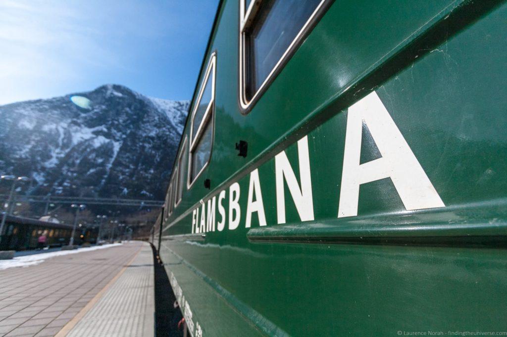 Flam train Bergen