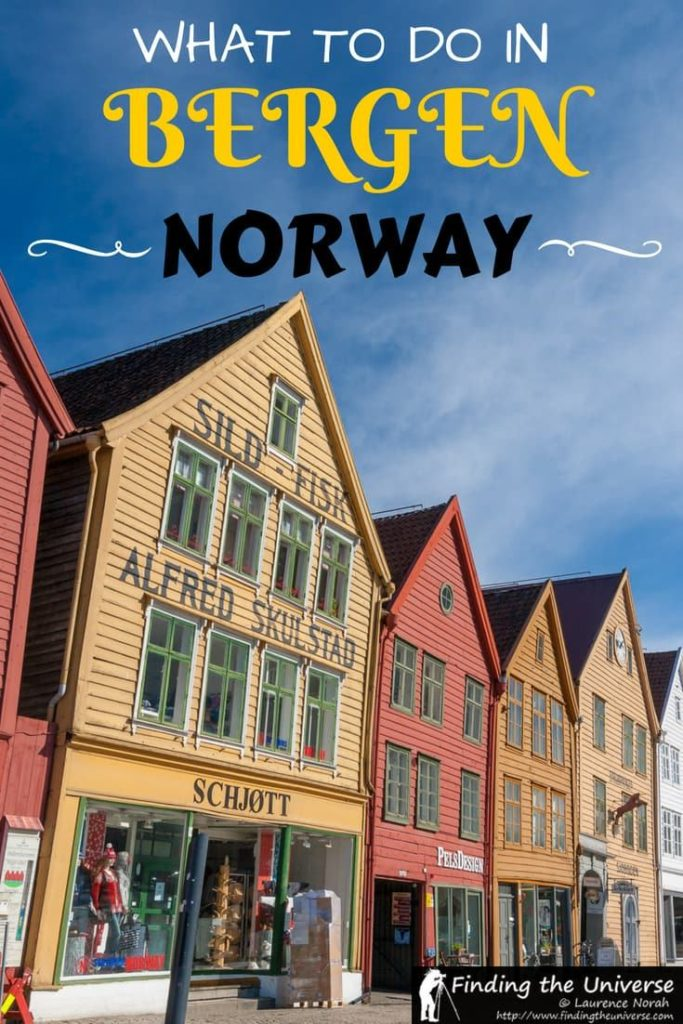 Detailed guide to what to do in Bergen, Norway. Tips on all the must-see sights and attractions, as well as information on where to stay and getting here.