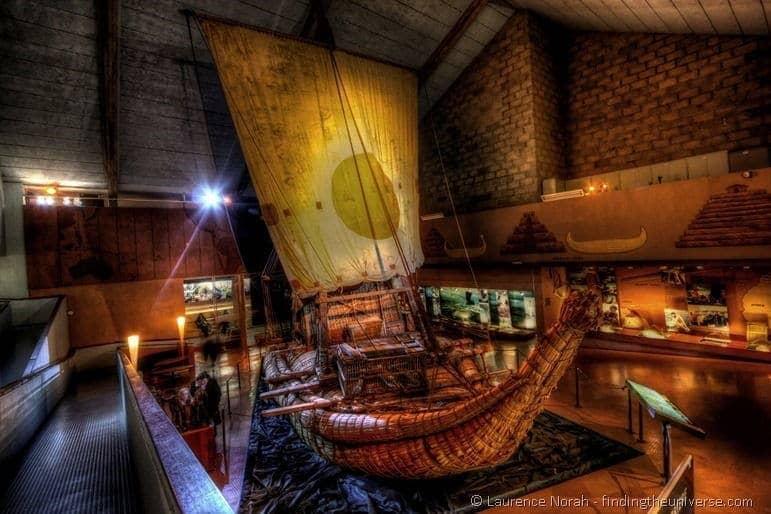 Ra II, Kon-Tiki Museum, Oslo