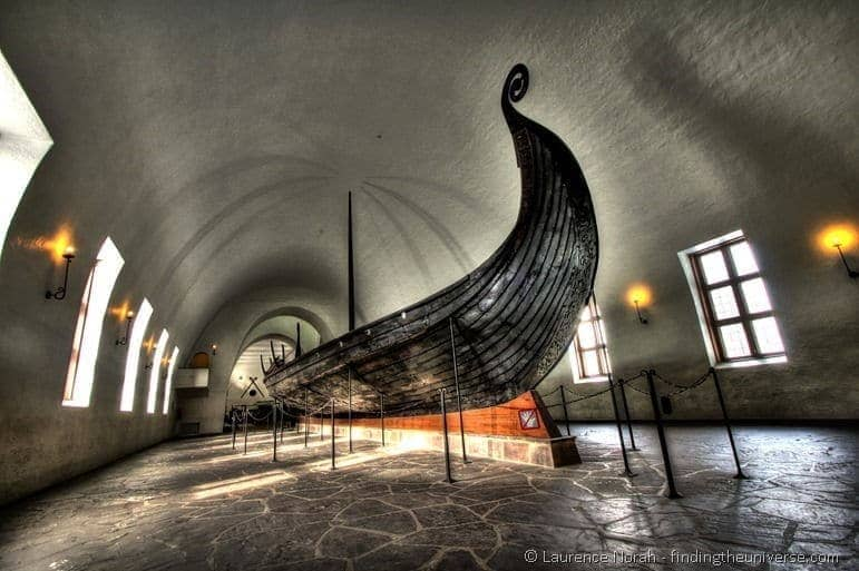 Viking ship, Oslo