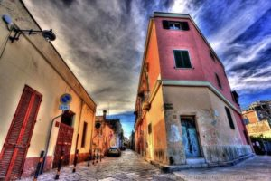 In Photos: The back streets of Brindisi