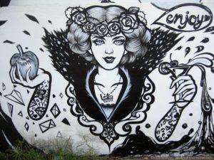 Street Art in Thailand