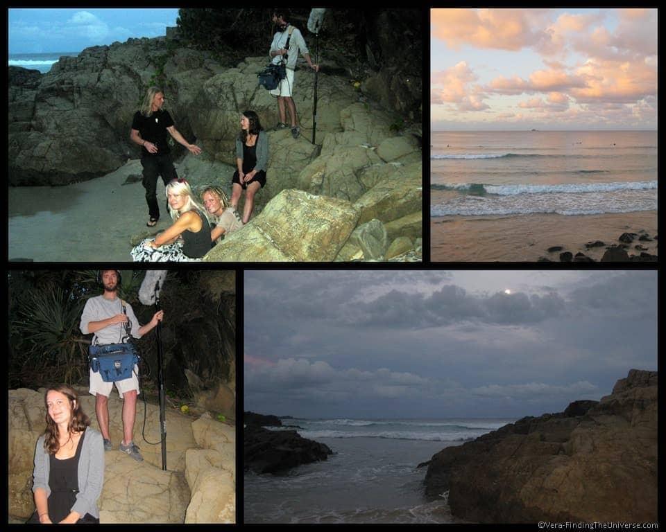 Byron Bay Filming