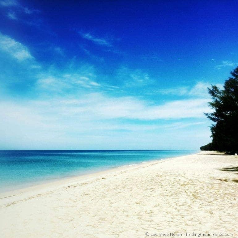 Thai Muaeng Beach Thailand