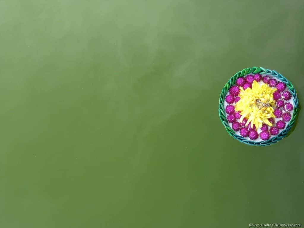 Loi Krathong Lotus Float