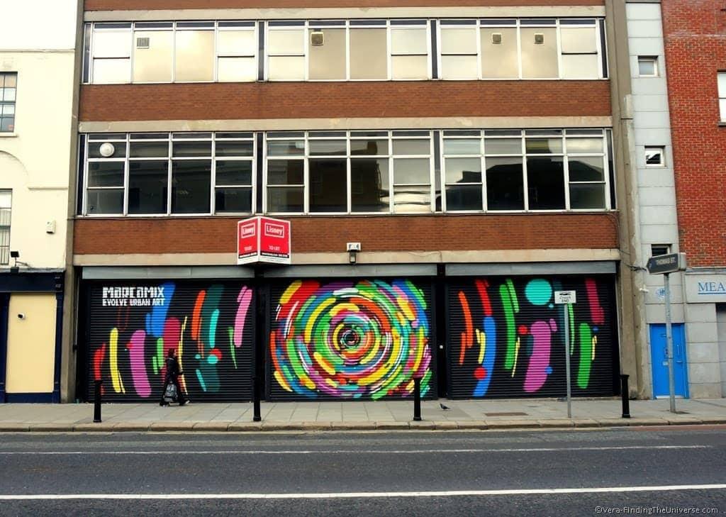Marcamix - Street Art Dublin