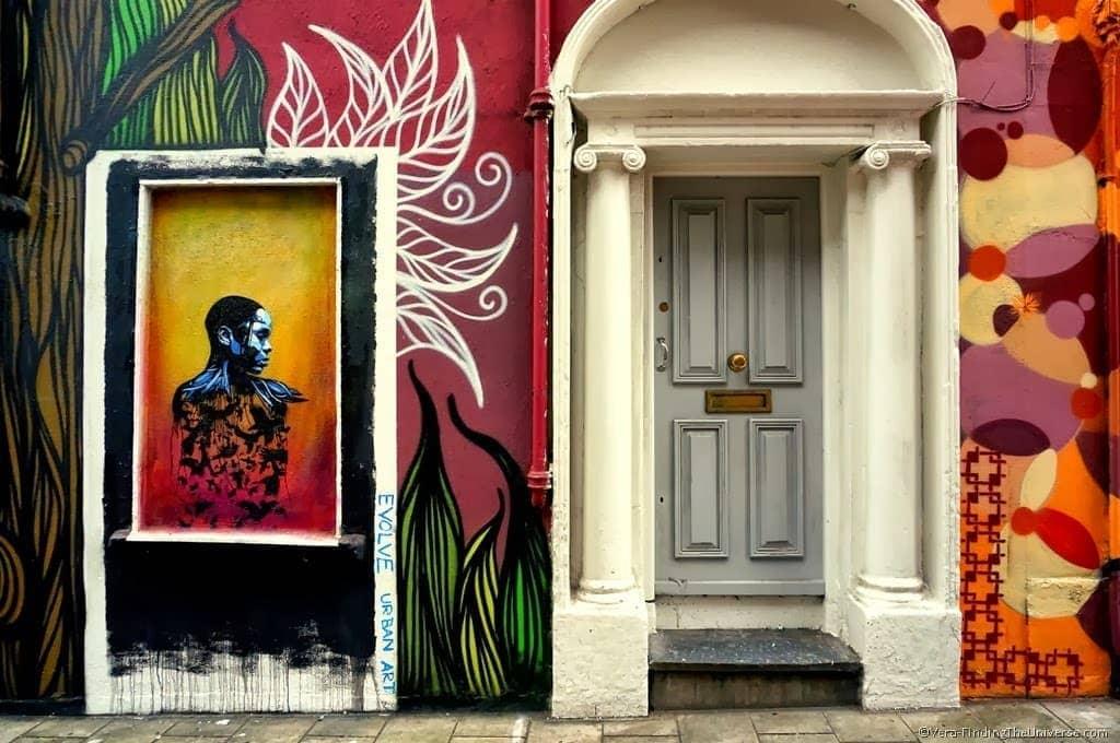 Evolve Urban Art - Street Art Dublin