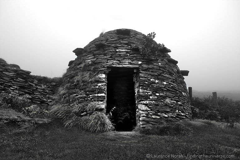 beehive domes Dingle Peninsula