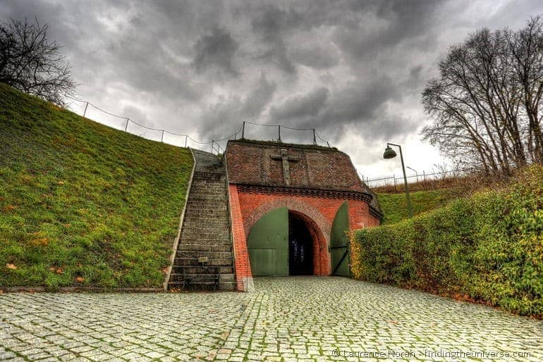 Fort VII staircase of death poznan poland