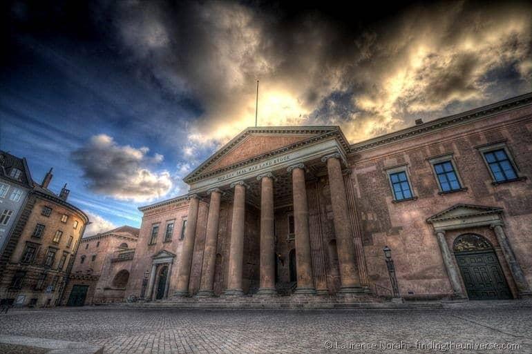 Copenghagen town hall