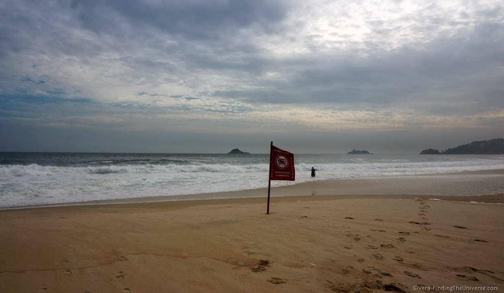 Dangerous Currents - Rio de Janeiro